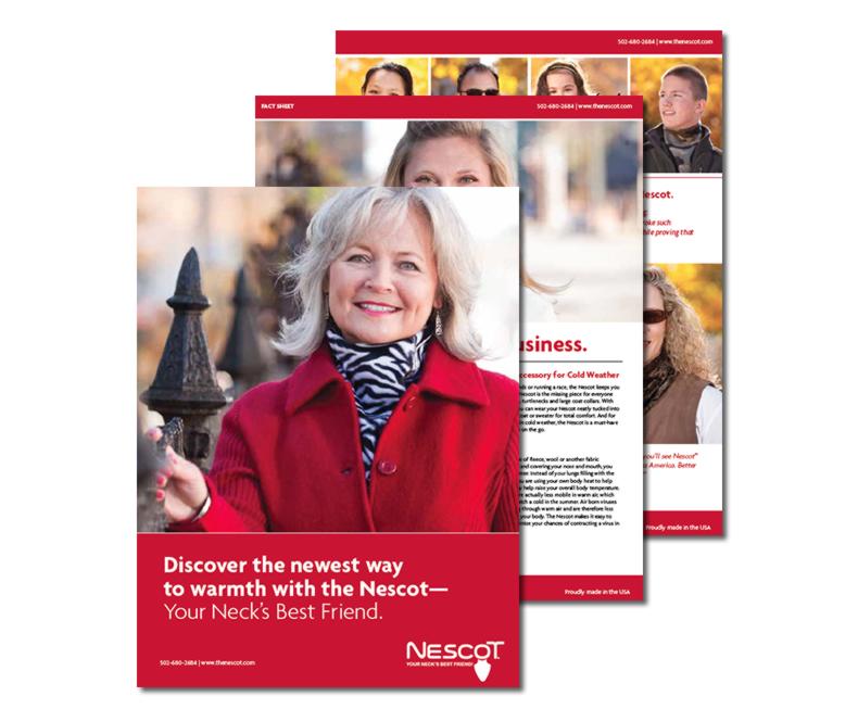 Nescot Sales Kit