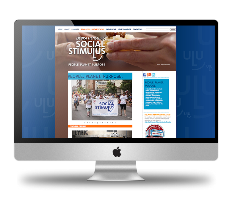 DSS home page