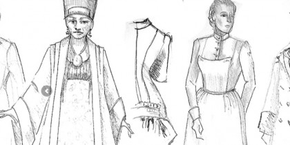 Nelson Fields Costume Design