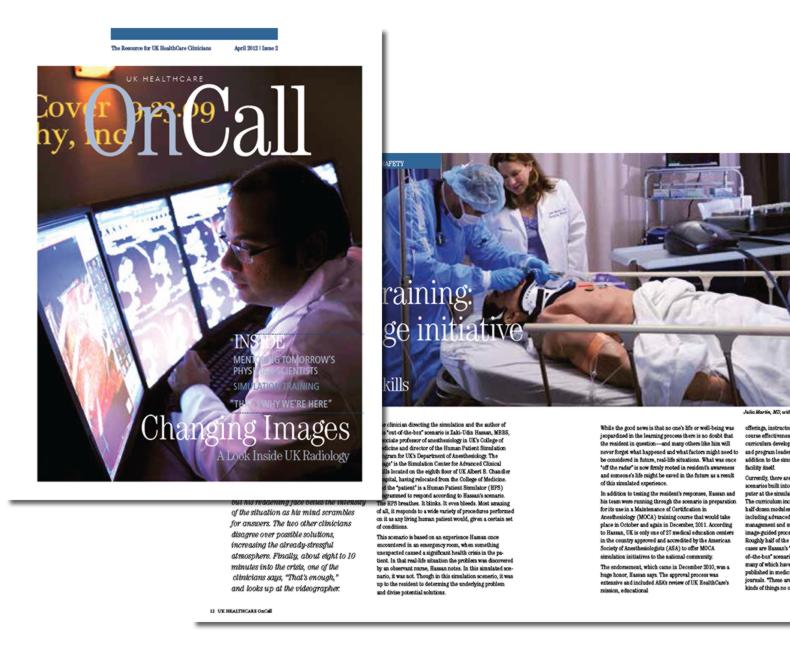 OnCall Magazine